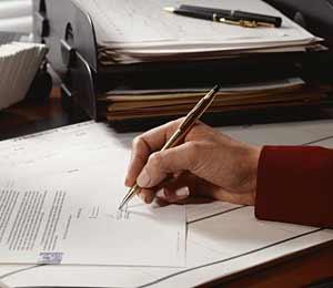 Налоговая декларация компании в электронном виде